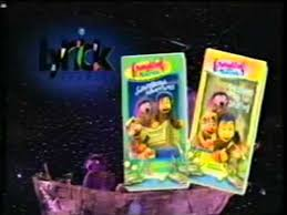 Barney Three Wishes Vhs 1989 by Closing To Rock With Barney 1998 Vhs Youtube