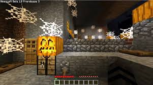 House Decorated For Halloween by My Halloween Theme For My House Minecraft Youtube
