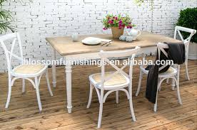 X Back Bistro Chair Lovely White X Back Dining Chair Starlize Me