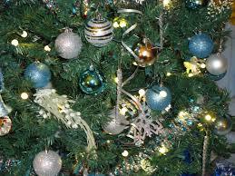 most beautiful decorations gold most elegant blue christmas tree