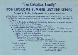 Lipscomb Campus Map David Lipscomb College Escriptorium