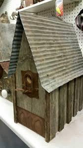 trunk latch barn wood bird house barn wood bird houses