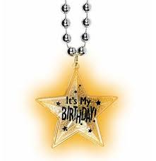 light up beaded necklace sweet 16 favors