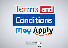 Terms Conditions Terms And Conditions May Apply