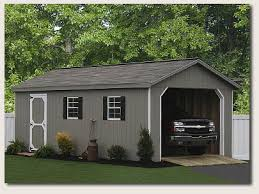 Backyard Garage Ideas Large One Car Garage Ideas Single Car Garage Door Single Garage