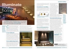 illuminate your home build it magazine feature brilliant lighting
