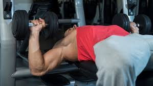 Bench Exercises With Dumbbells How To Get More Out Of The Dumbbell Press Stack
