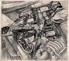pencil for painting by the great dean cornwell here his pencil is better than