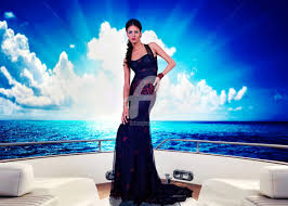 high fashion yacht fine art print milan karadzic