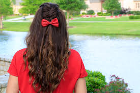 Simple Girls Hairstyles by Diy Woven Faux Hawk Edgy Hairstyles Cute Girls Hairstyles
