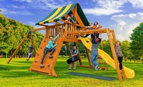 Playground Sets For Backyards by Supreme Backyard Swing Set A Best In Backyards