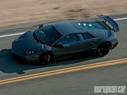 fastest lamborghini 2010 lamborghini murcielago lp 670 4 superveloce european car