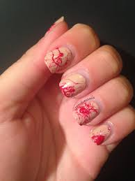 halloween nail art challenge 2013 rachbeth nails