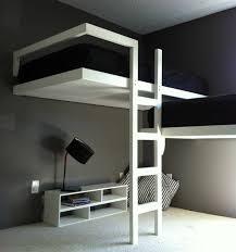 chambre ado avec mezzanine idée déco chambre ado avec lit mezzanine