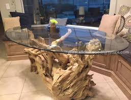 shop driftwood dining table dining with your family at your home