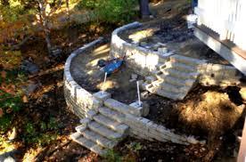 how to landscape uphill backyard u2013 izvipi com