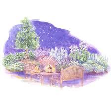 Rock Garden Plan Garden Plans By Color