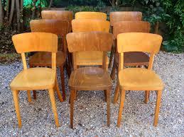 chaise bistrot bistrot thonet vintage