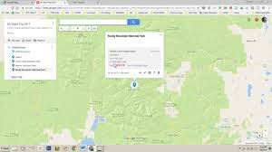 Google Maps Walking Directions Google Maps 2017 Create A Custom Map Youtube