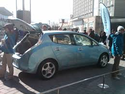 nissan leaf lease deals the future has arrived in the triangle the 100 electric zero