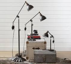 task lighting floor l tilden task floor l pottery barn