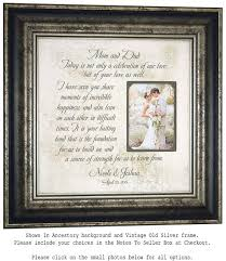parents gift wedding wedding gifts for parents of the parent gift