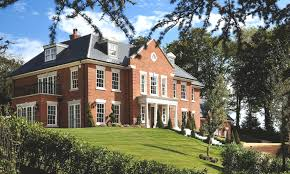 five bedroom homes luxury five bedroom country house with spectacular views in