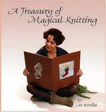 mobius scarf pattern cat bordhi a treasury of magical knitting by cat bordhi