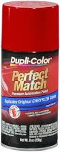 flame red jeep amazon com dupli color bcc0419 flame red chrysler perfect match