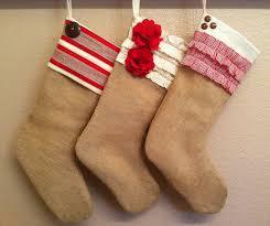 burlap christmas shabby chic burlap christmas and white