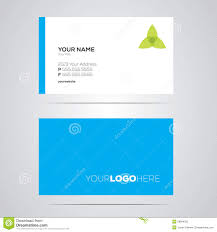 business card layout stock photography image 28904352