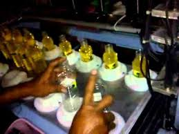 Minyak Goreng Liko mesin filling minyak goreng
