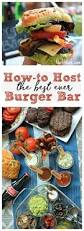Summer Lunches Entertaining - burger tips hints u0026 hacks for summer grill outs burger bar