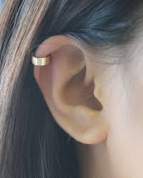 gold cartilage earrings 90 helix piercing ideas for your trendiest self
