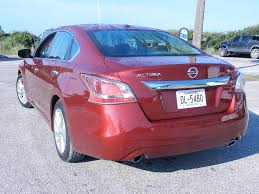 Review Nissan Altima 2015 Autonsider Review 2015 Nissan Altima 2 5 Sl Cbs Atlanta