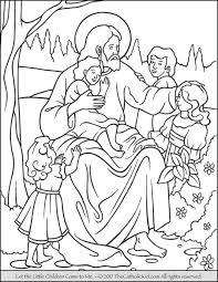 catholic kid catholic coloring pages games children