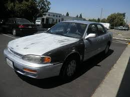 cheap toyota auto body collision repair car paint in fremont hayward union city