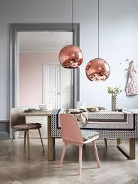 23 best copper and blush home decor ideas and designs for 2017 country copper domed kitchen with mod dot linens