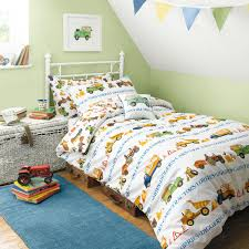 Boys Double Duvet Sets Emma Bridgewater Men At Work Bedding Free Uk Delivery Terrys