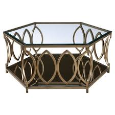 coffee table awesome hexagon shaped coffee table box frame