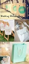 Welcome Baskets For Wedding Guests 50 Awesome Wedding Favor Bag Ideas To Make Your Wedding Gifts More