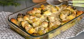 comment cuisiner les choux de bruxelles gratin de choux de bruxelles pommes de terre à la moutarde au
