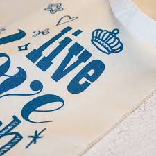 live love laugh live love laugh tote bag by solographic art notonthehighstreet com