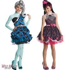monster high skelita halloween costume monster high costumes ebay