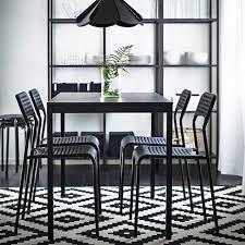 table de cuisine avec chaise ensemble tables et chaises pas cher ikea