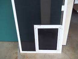 doggy door sliding glass gallery glass door interior doors