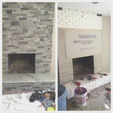 fireplace cool 70s fireplace makeover home decoration ideas