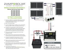 solar panel wiring diagram uk deluxe kit sphere inc install for