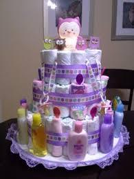 owl baby shower pink owl diaper cake owl diaper cake pink grey