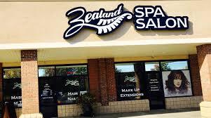 home zealand spa salon